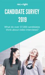 candidate survey 2019 ebook