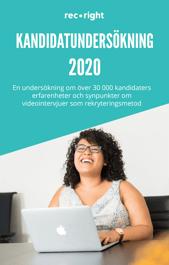 Kandidatundersökning 2020