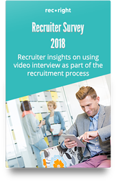 CTA-recruiter survey 2018