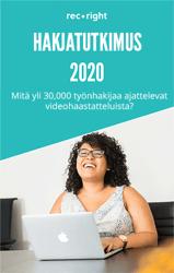 Hakijatutkimus 2020