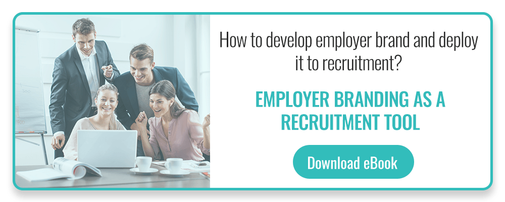 Employer branding as a recruitment tool