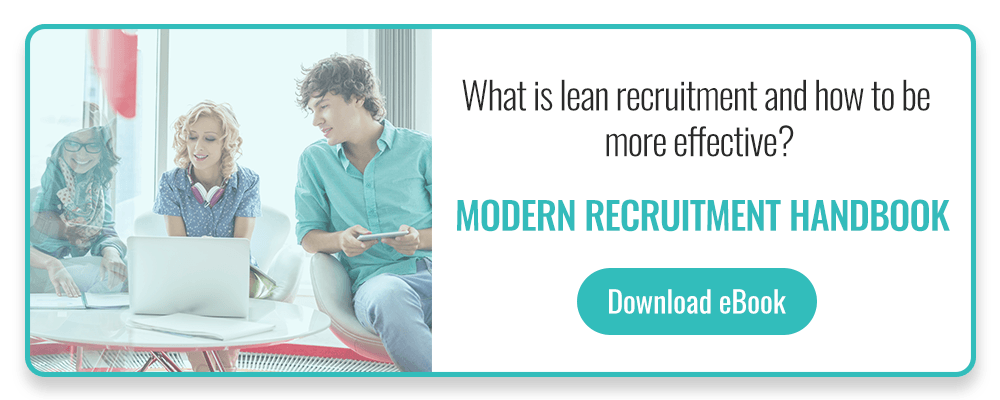 modern recruitment handbook